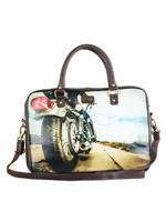 Zoe Bike Laptop Bag