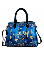 Blue Masai Cabin Travel Bag