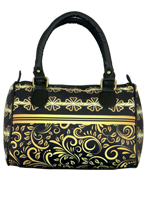 Spiral Abstract Handbag