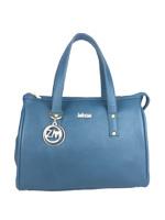 Marine Blue Handbag