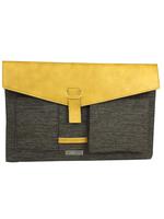 Cambridge iPad Pro Yellow Grey