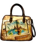 Around the World Cabin Travel Bag