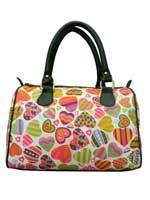 Laughing Hearts Handbag